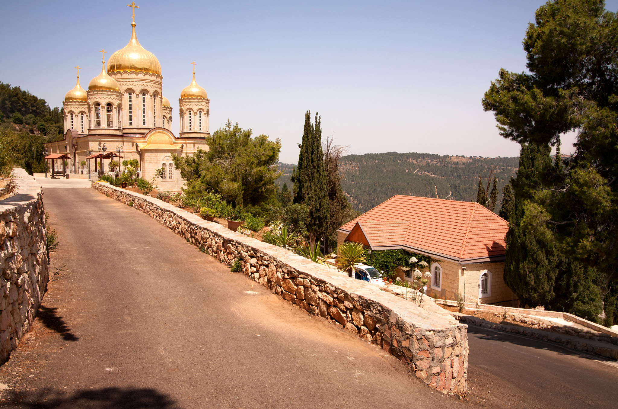 Jerusalem_Russian Orthodox Gorney Convent_1_Noam Chen_IMOT