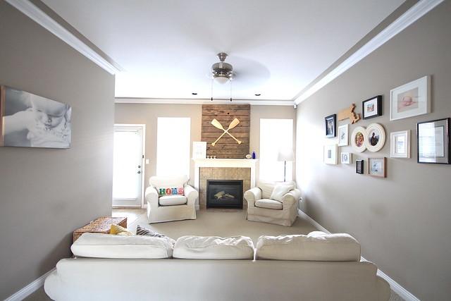 Living Room Wide Angle