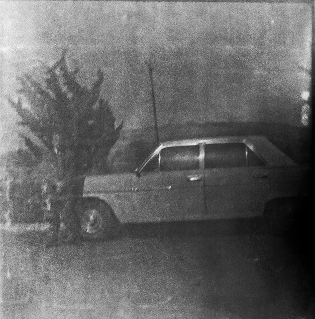 Found Film Brownie Hawkeye