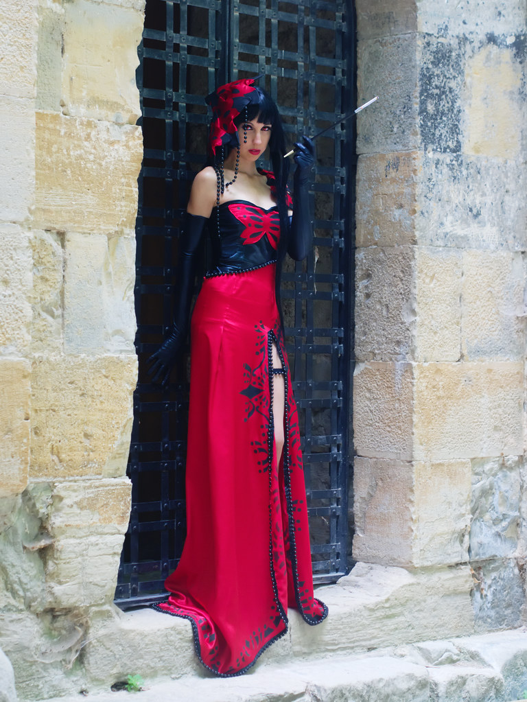 related image - Shooting Yuuko Ichihara - Melisandre - Parc de St Pons - 2014-07-20- P1890176
