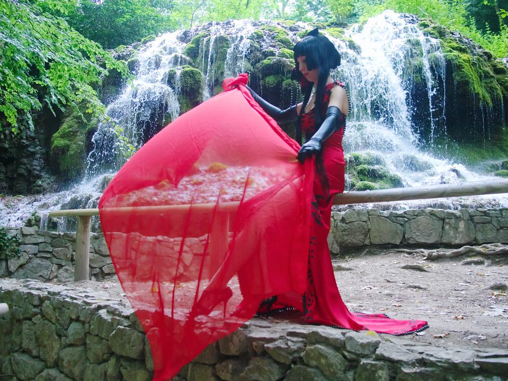 related image - Shooting Yuuko Ichihara - Melisandre - Parc de St Pons - 2014-07-20- P1890112