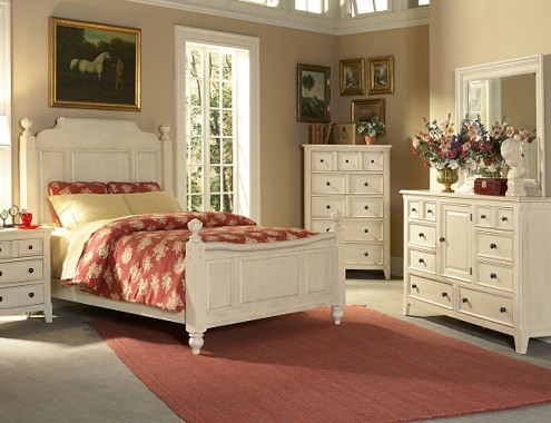 country bedroom ideas 1