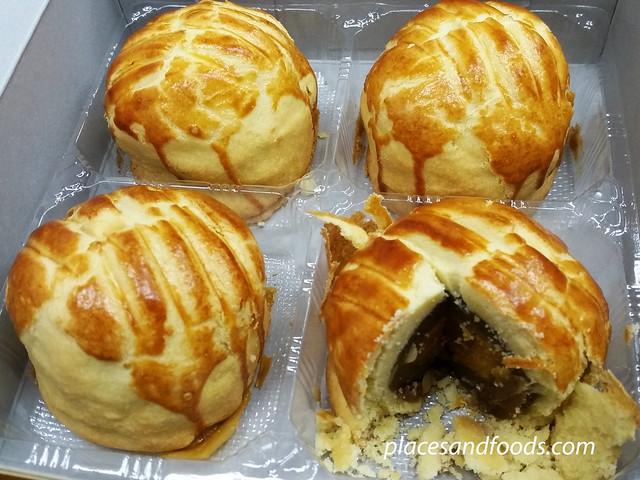Yu Kong 游港 Restaurant shanghai mooncakes