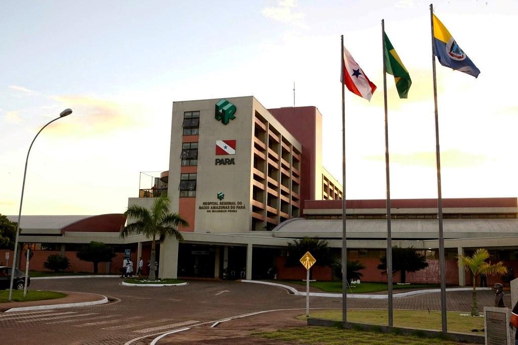 Hospital Regional abre vaga para 3 cargos em Santarém; veja como concorrer