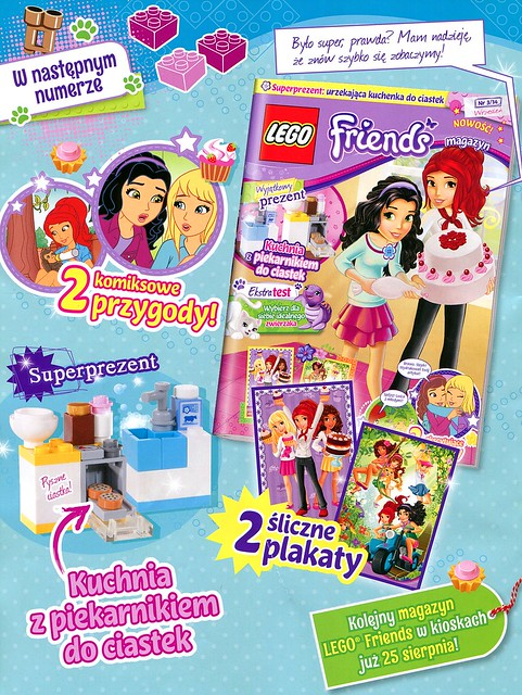 LEGO Friends Magazyn 2014-02-04