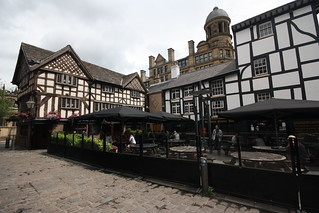 Two of the oldest pubs in Manchester