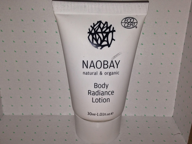 Naobay-Body Radiance Lotion