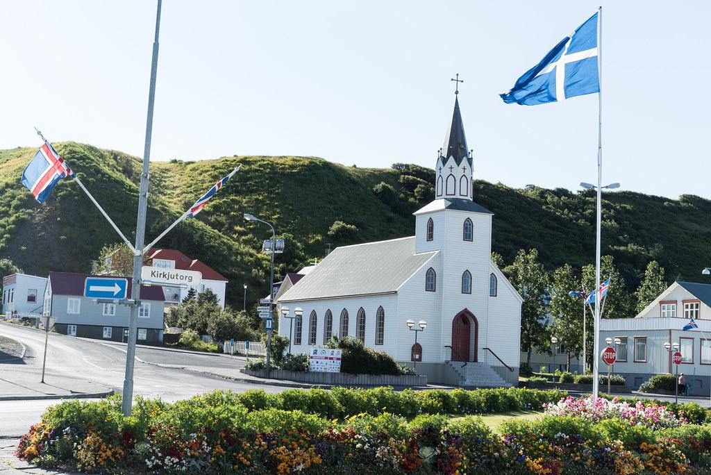 Sauðárkrókur Church