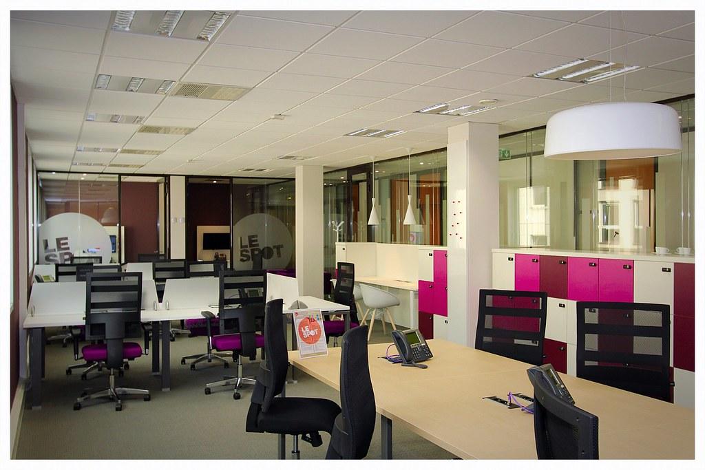 Espace de coworking à lille bureaux à partager gare lille u flickr