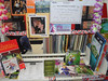 Shirley Library Māori display