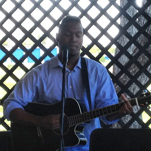 Rasheed Lowery - this guy is amazing! #livemusic #hmagigs