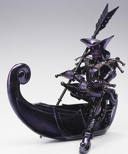 聖闘士聖衣神話  冥鬥士天間星  阿格龍 卡朗