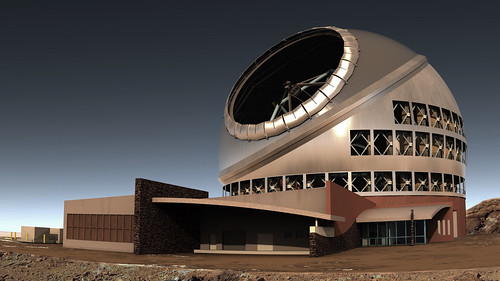 New Telescopes: Thirty Meter Telescope Hawaii