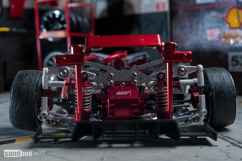 MST FXX-D VIP RWD Chassis Setup on Aphalt Rebuild RC Drift 14823966350_b4c167aa87_c