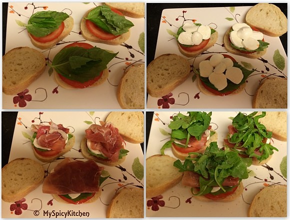 Italian Sandwich, Italian Food, Italian Cuisine, Blogging Marathon, Around the World in 30 Days with ABC Cooking,