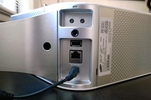 Best Buy Audio Fest Samsung M5 Speaker 2