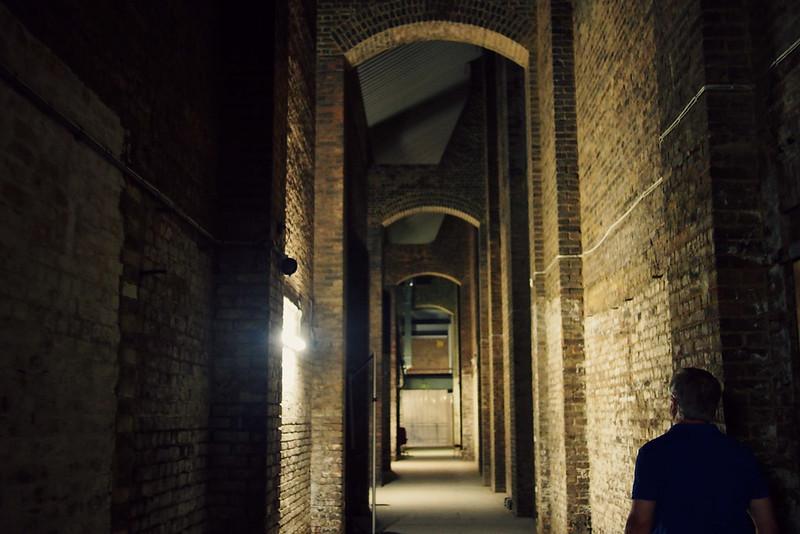 Alexandra Palace history tour