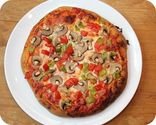Mellow Mushroom Pizza Crust