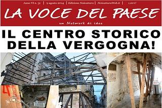 Noicattaro. Prima pagina n. 31-2014 front