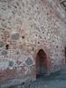 Medieval castle wall, Belarus