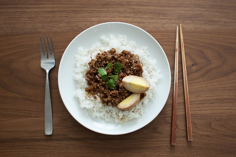 Minced Pork Rice-11