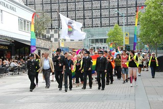 Plymouth Gay Pride Parade 2014