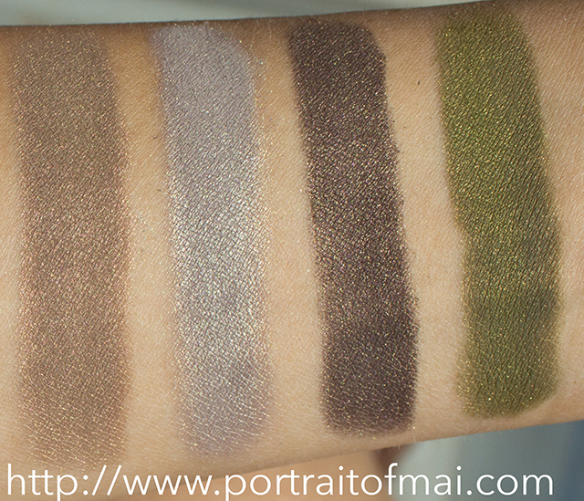 Lifes entropy haul and swatches part 2
