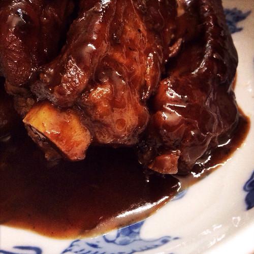 chinese, pork, recipe, spareribs, wuxi, Wuxi Spareribs, 無錫排骨
