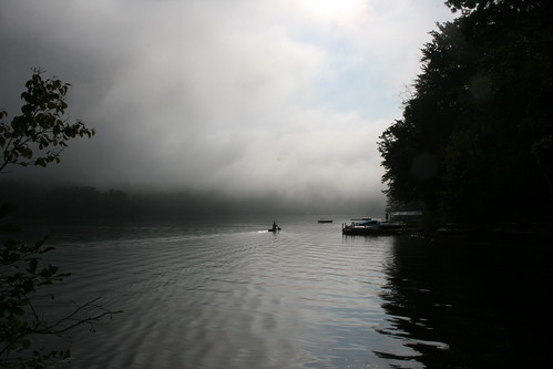 foggy labor day at lake 2014 - 26
