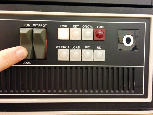 PDP-11 boot process