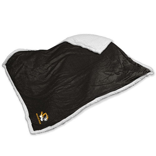 Missouri Tigers NCAA Sherpa Blanket