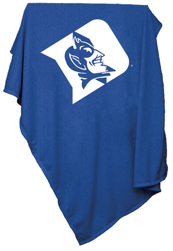Duke Blue Devils NCAA Sweatshirt Blanket