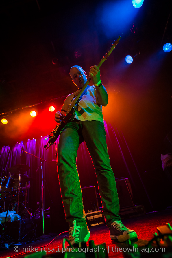 Built To Spill @ Slim's, SF 8/17/14