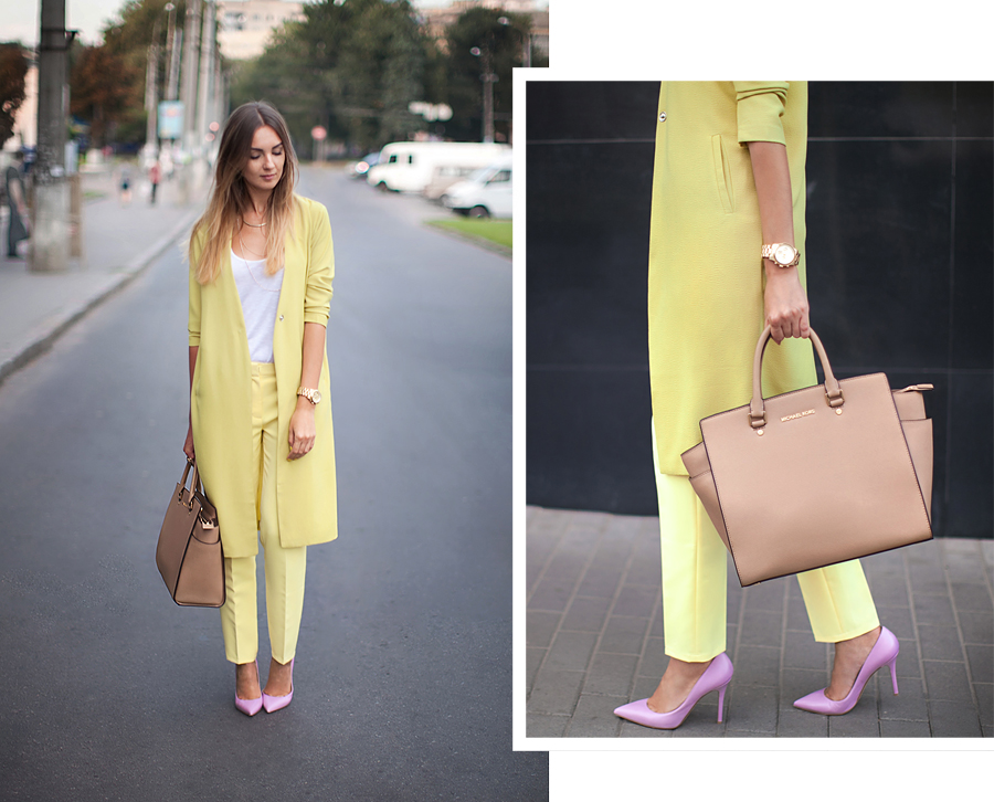 how-to-wear-lime-color-outfit-ideas-michael-kors-selma