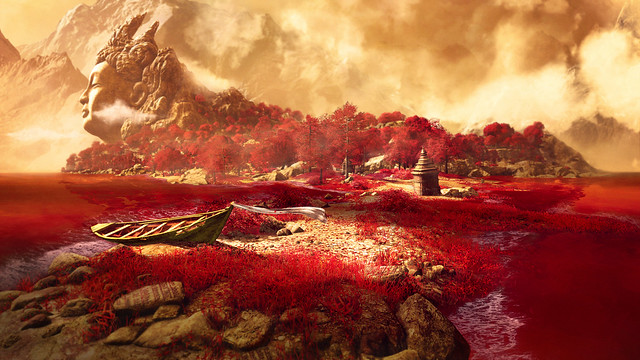 Far Cry 4 PlayStation 4 d