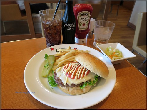 Photo:2014-08-20_ハンバーガーログブック_【名古屋】Louis JR名古屋高島屋8Fにあるハンバーガーカフェに伺いました_01 By:logtaka