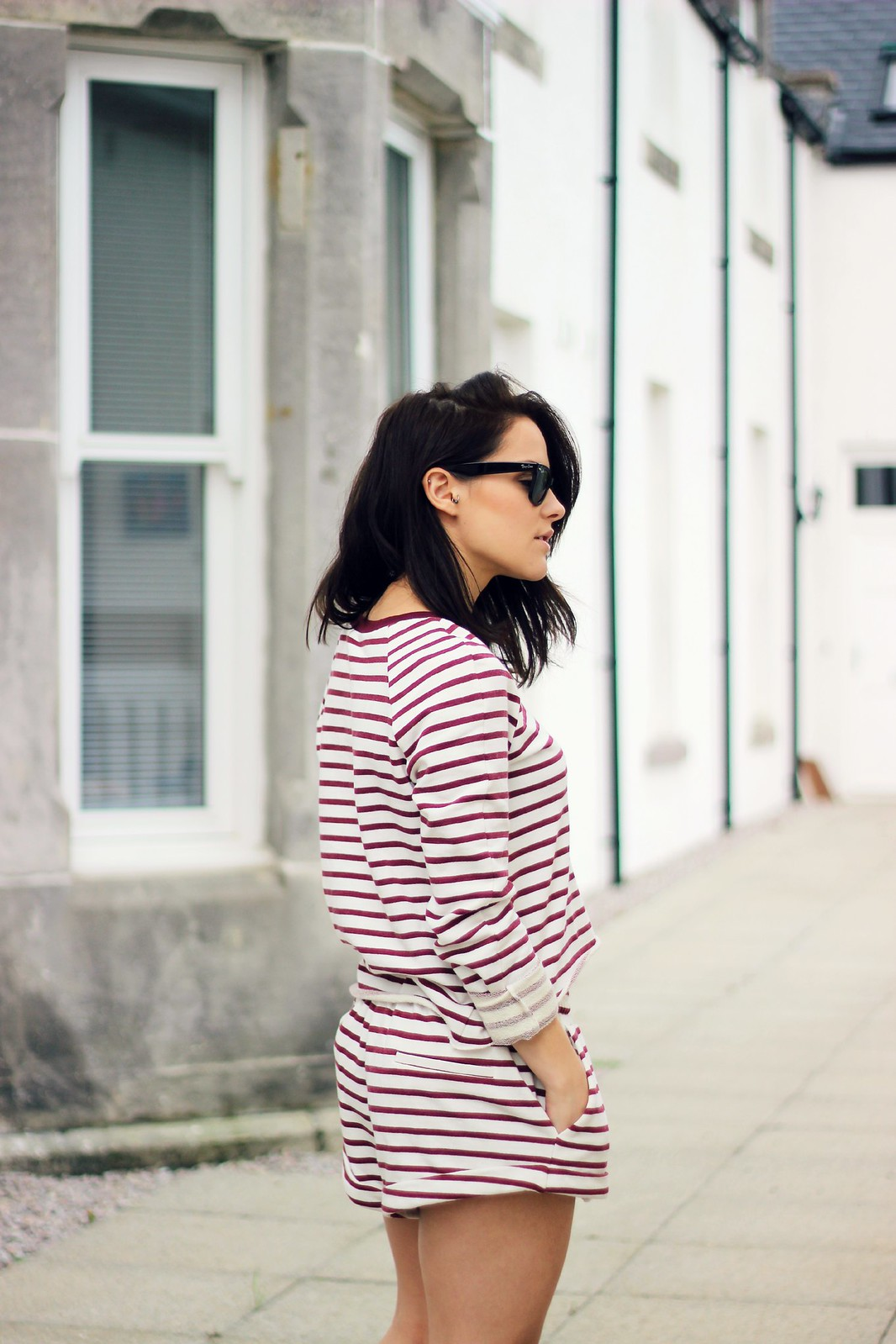 The Fifth Label stripe two piece 6