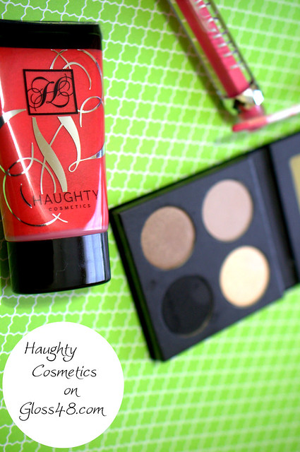 Haughty Cosmetics on Gloss48.com