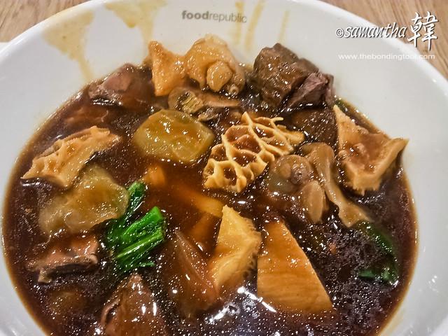 Brisket King Beef Noodles