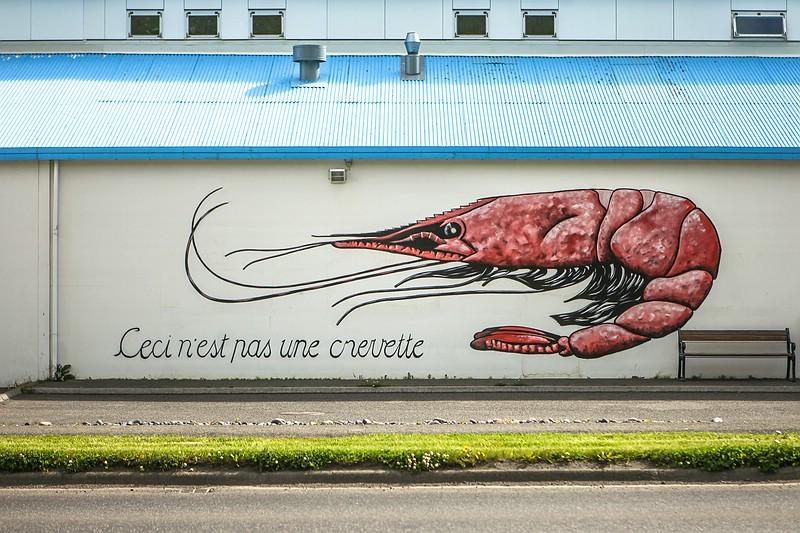 Ceci n'est pas une crevette