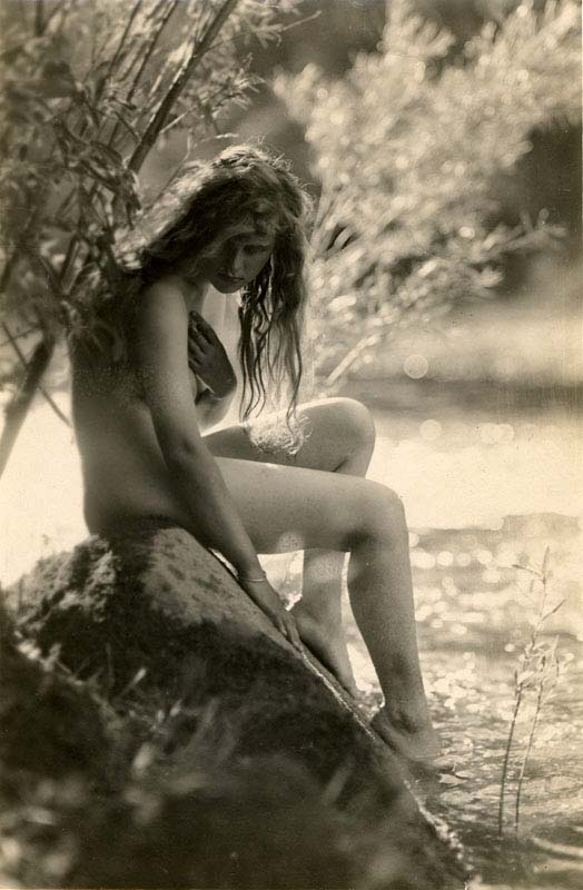 Albert Arthur Allen, Risque Beauty, 1920s