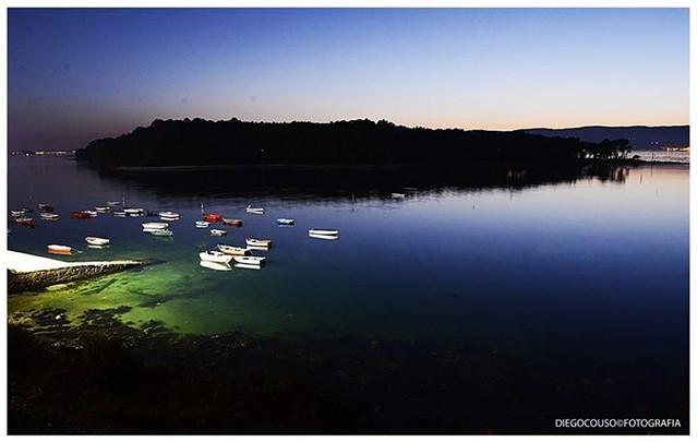 Cortegada.. Rias Baixas.. Galicia