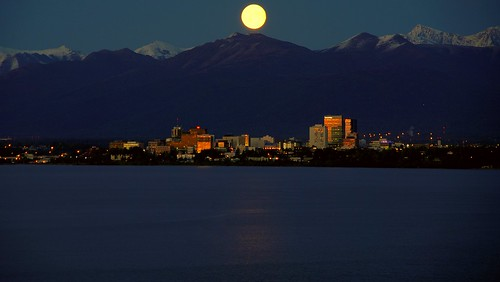moon alaska anchorage outstandingromanianphotographers