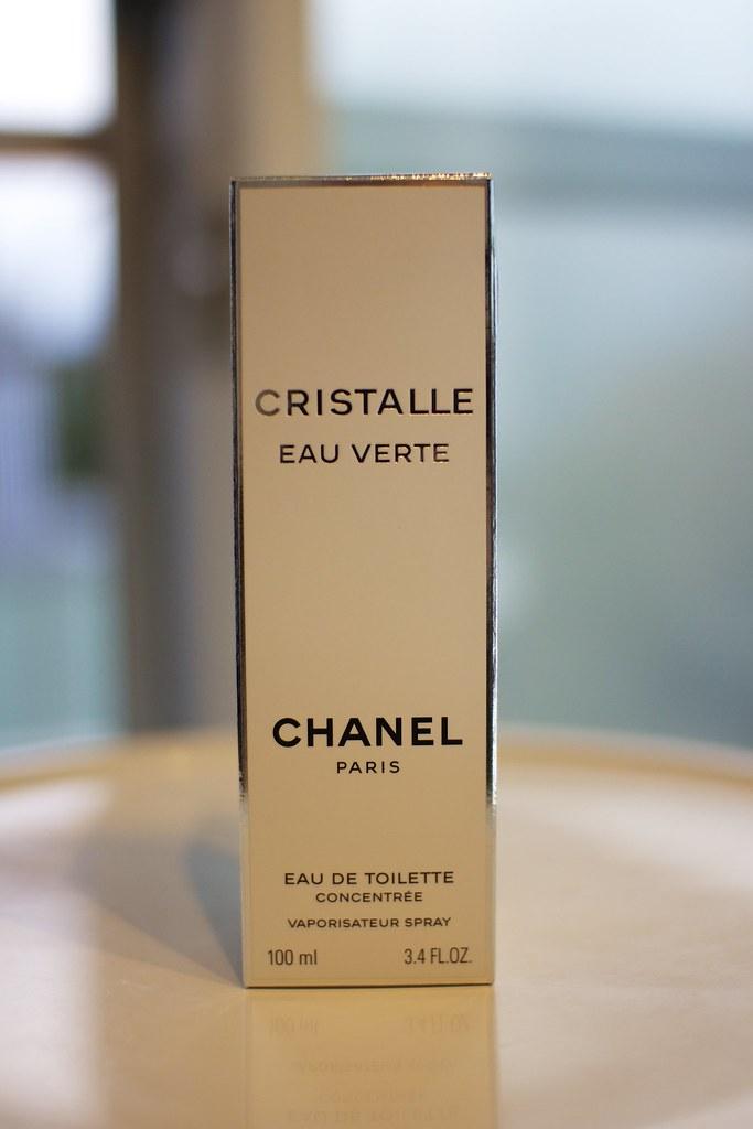 CHANEL Cristalle EAU DE TOILETTE VAPORISATEUR