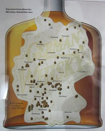 Whisky-Destillerien
