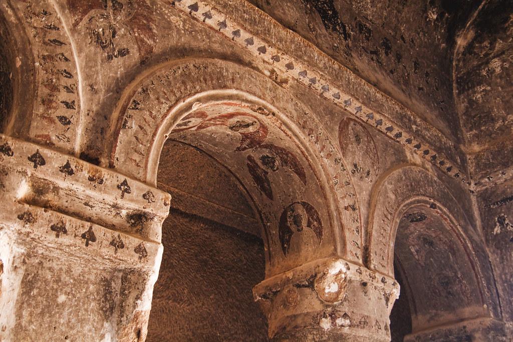 Selime katedral