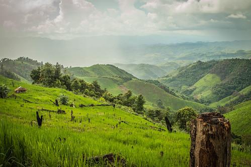 laos paesaggi
