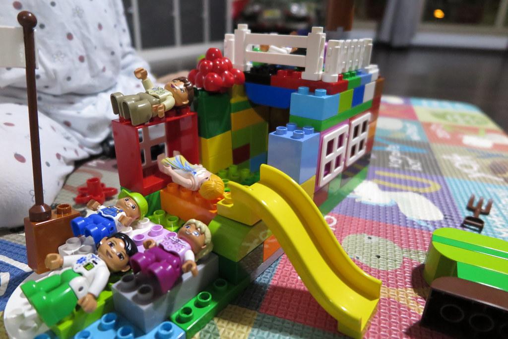 August 2014 - Lego Fun