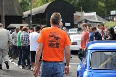 Retro Rides Gathering 2014 Shelsley Walsh