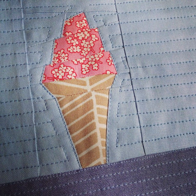 ice cream pencil case swap
